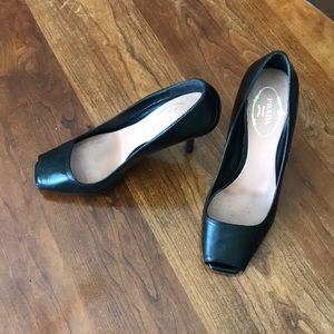 Prada Capretto Pretty Shoe